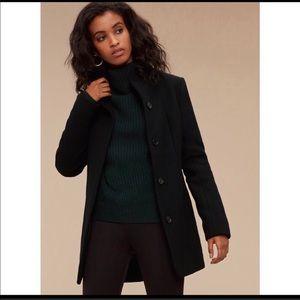 Aritzia Wilfred Wool Coat
